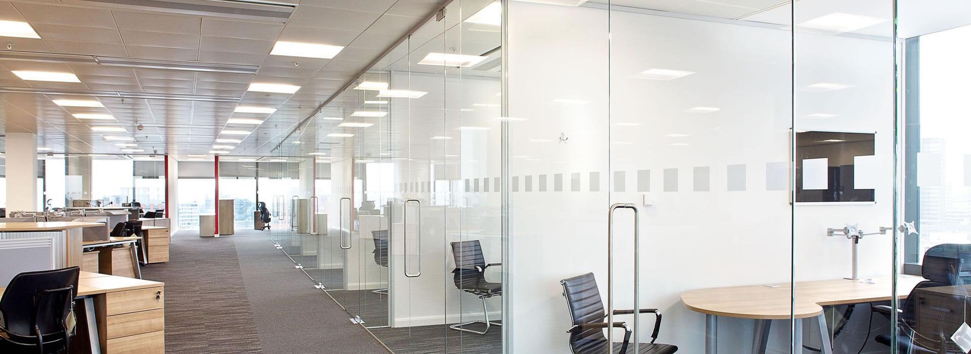 Çağdaş Ofis Bölme Sistemleri
