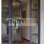 Alüminyum Camlı Kapı (5)